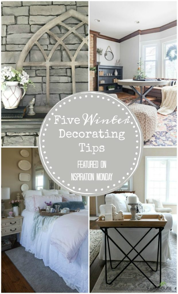 Five Winter Decorating Tips