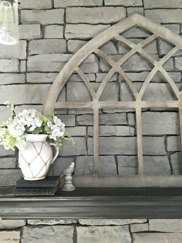 DIY Cathedral Window